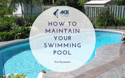 How to maintain your swimming pool?