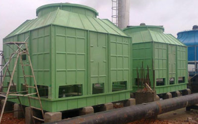 Fixed Bed Bio-Reactor (FBBR)